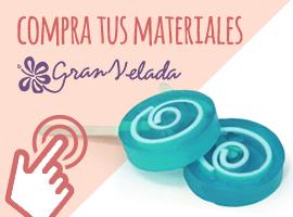 Granvelada.com tienda online para comprar materiales para hacer velas y fanales
