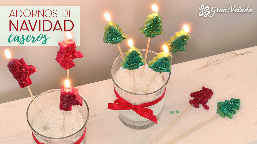 Adornos de navidad caseros econ micos hechos en casa - Como hacer decoraciones navidenas ...